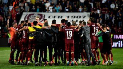 Câți bani câștigă CFR Cluj dacă se califică în grupele Champions League. Ardelenii se vor îmbogăți