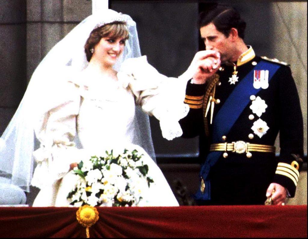 Prințesa Diana a fost cerută în căsătorie de Prințul Charles în data de 6 februarie 1981