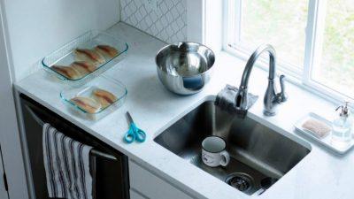Cum cureți bucătăria cu bicarbonat de sodiu. Totul va străluci de curățenie