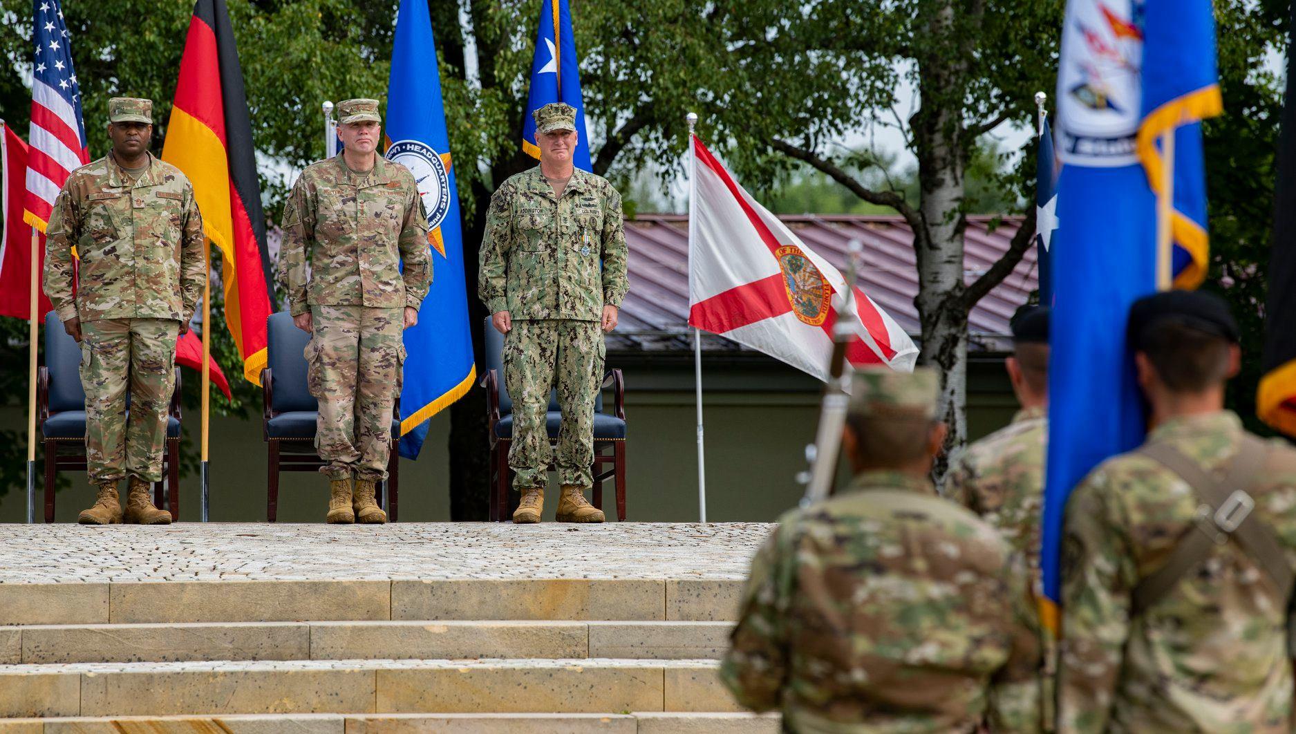 O parte din soldații americani retrași din Germania, mutați în România