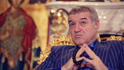 Gigi Becali, lovitură dureroasă. Pierde peste 10 milioane de euro