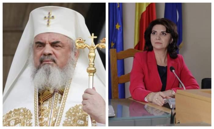 Patriarhul Daniel o face praf pe Monica Anisie. Ce mesaj îi transmite public