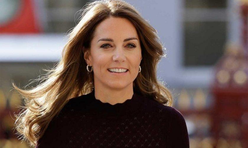 Cum a apărut acum în public Kate Middleton. Este pentru prima oară când face asta