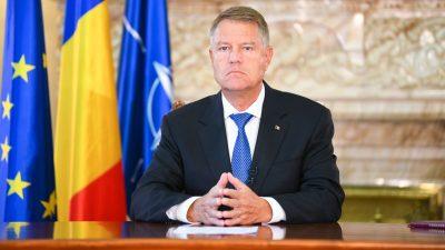 Klaus Iohannis a vorbit despre Starea de Urgență. Ce se întâmplă în România