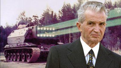 Arma secretă a lui Nicolae Ceaușescu. Laserul care ar fi spulberat Rusia