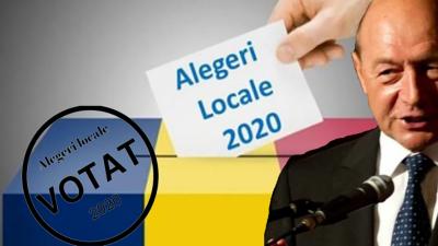 Traian Băsescu îşi depune astăzi candidatura pentru Primăria Capitalei. Ce a spus despre Nicușor Dan, cu această ocazie