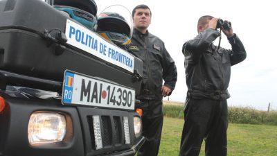 Polițiștii au descoperit un Audi abandonat la frontieră. Ce au descoperit în el a fost o adevărată surpriză