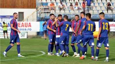 Steaua, victorie clară în primul meci al barajului pentru promovarea în Liga 3