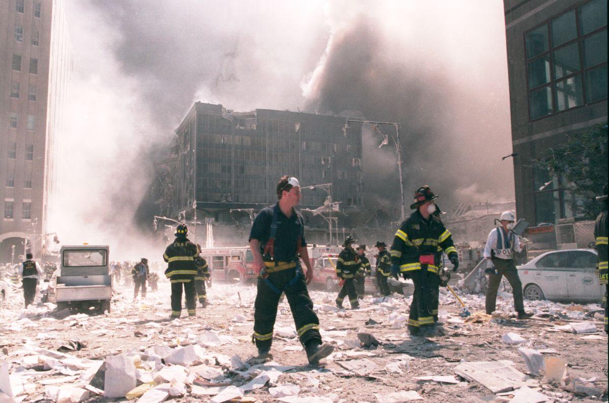 Teoria conspiratiei despre atentatul de la 11 septembrie