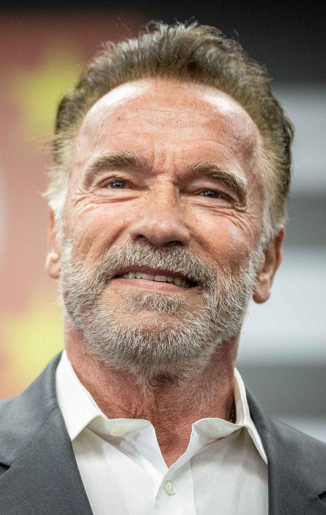 Schwarzenegger debutează în lumea serialelor