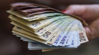 Au crescut salariile! Ce români au ajuns să câștige 7.900 de lei pe lună