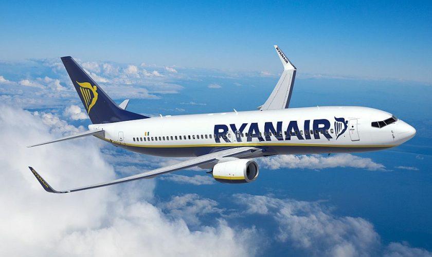 Bilete Ryanair ieftine. Pe ce rute poți călători cu avionul la prețuri foarte mici
