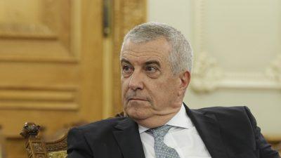 Călin Popescu Tăriceanu a primit cea mai neașteptată ofertă. Partidul care l-a vrut pe liste