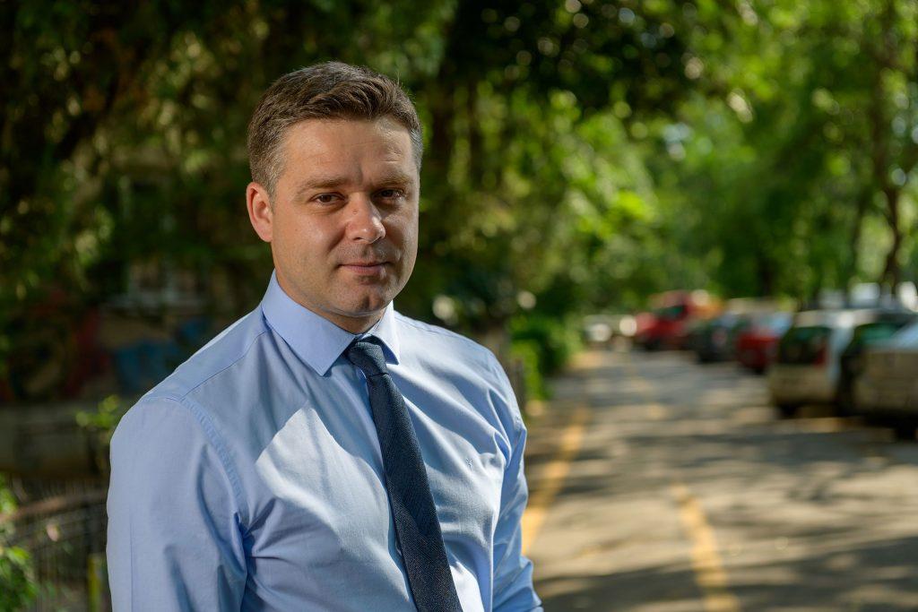 Cine este Ciprian Ciucu, candidatul la Primăria Sectorului 6 din partea PNL-USR-PLUS. Ce vrea