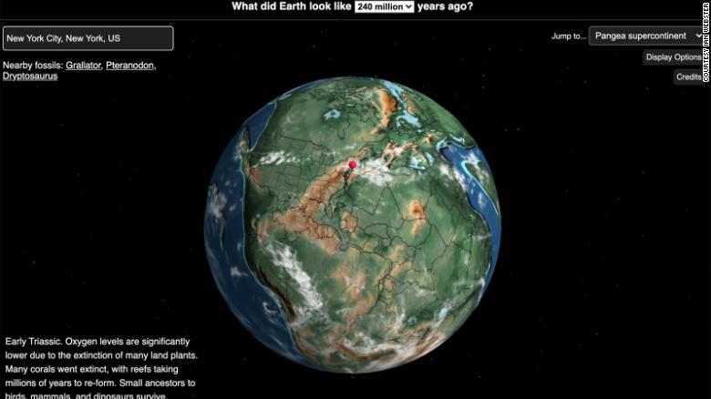 Cum arăta România acum 90 de milioane de ani. Țara era înghițită de ape. Ce era în mijlocul ei