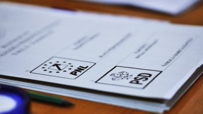 Cum arată buletinele de vot la alegerile locale 2020