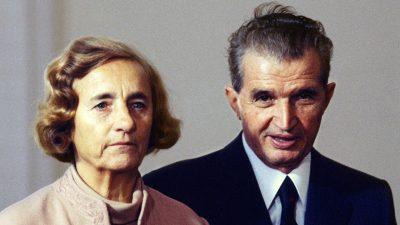 """Cum l-a umilit Elena pe Nicu Ceaușescu, în public: """"Ia vezi, că acum schimb foaia, unde te trezeşti?"""""""