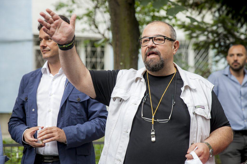 Piedone, condamnat la închisoare în dosarul Colectiv, a câștigat Primăria Sector 5