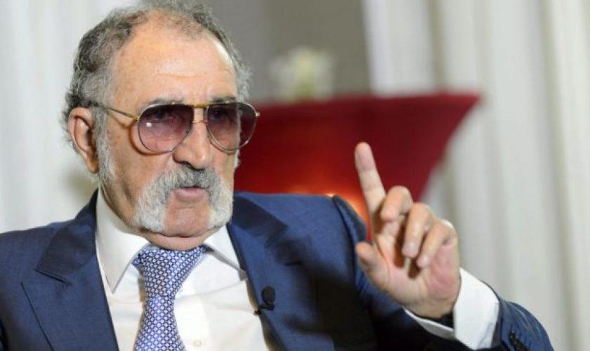 Ion Țiriac vrea să ofere Guvernului 30 de milioane de euro! Singura condiție impusă statului român