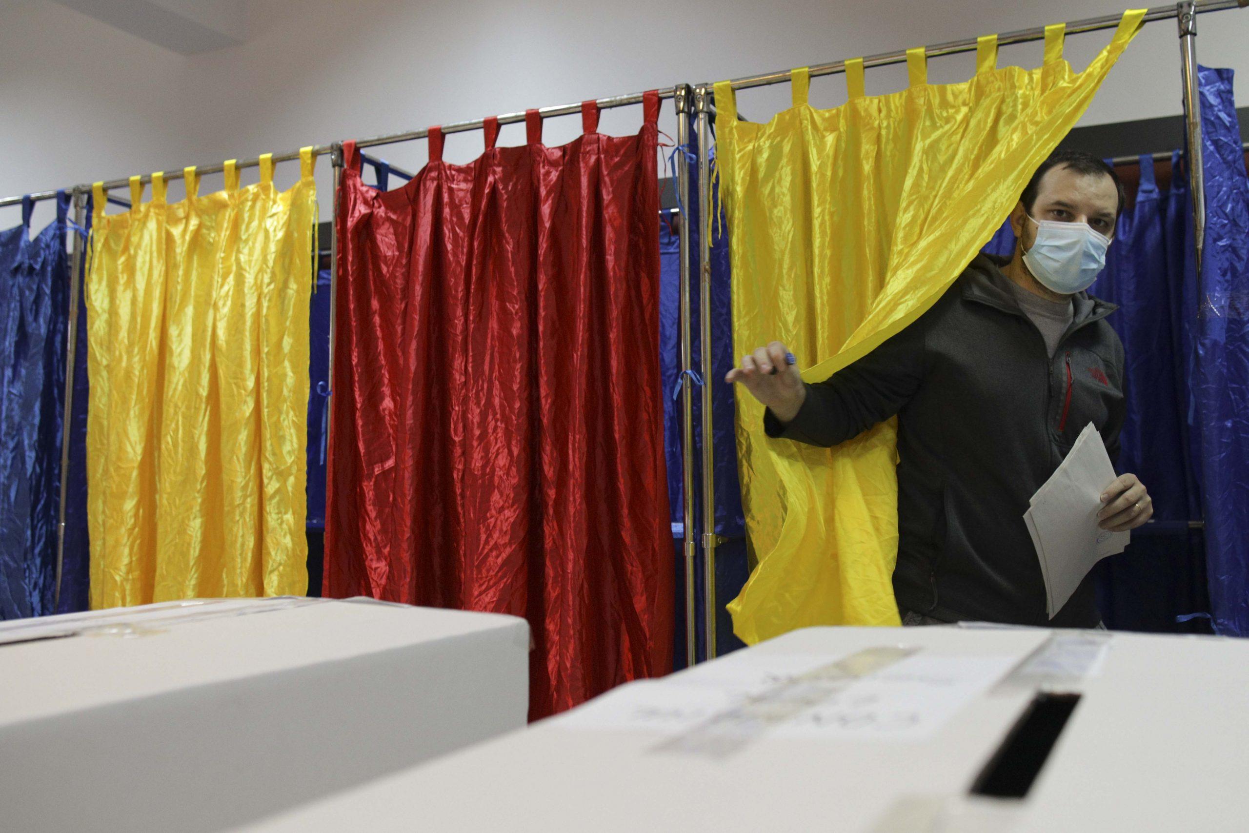 Alegeri locale 2020. Inquam Photos / Octav Ganea