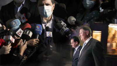 Cum a reacționat Nicușor Dan, după rezultatele exit-poll. Anunțul neașteptat al lui Ludovic Orban