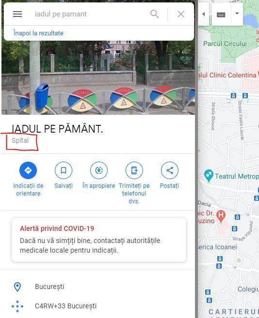 O școală din București a fost redenumită 'Iadul pe pământ'