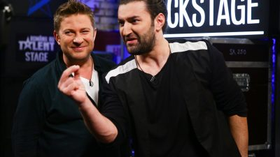 Pavel Bartoș nu va fi nașul de botez al copilului cuplului Smiley și Gina Pistol. De ce