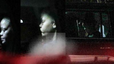Rihanna, cu fața umflată și zgâriată! Ce a pățit acum cântăreața din Barbados