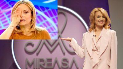 """Simona Gherghe, probleme la noua emisiune TV: """"Plec acasă, nu am ce să discut"""" VIDEO"""
