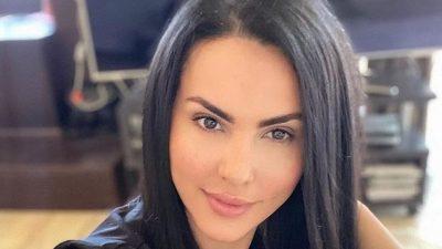 Soția lui Ștefan Bănică s-a transformat total. Cum arată Lavinia Pârva acum, cu părul scurt