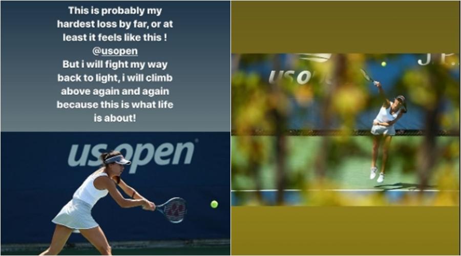 Sorana Cîrstea, mesaj dureros după eliminarea de la US Open