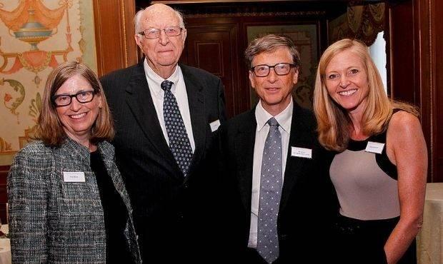 Tatăl lui Bill Gates a murit. Cine era William Henry Gates al II-lea