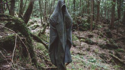 Unde e pădurea sinucigașilor, locul sinistru unde oamenii se duc să își pună capăt zilelor