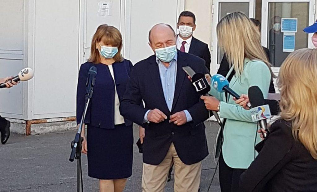 Prima reacție a lui Traian Băsescu după ce a văzut că a pierdut alegerile locale. Mesaj de ultimă oră