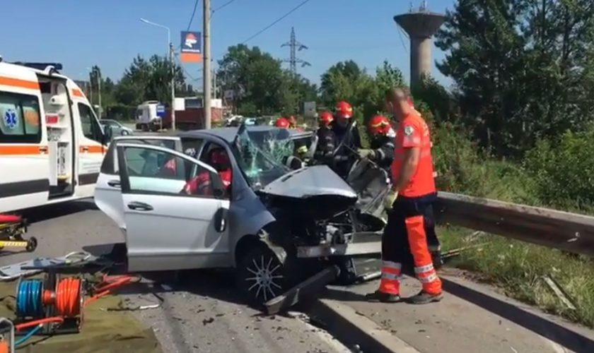 Accident dramatic în Hunedoara. Un bebeluș de un an a murit în brațele bunicii sale, din cauza unei greșeli fatale