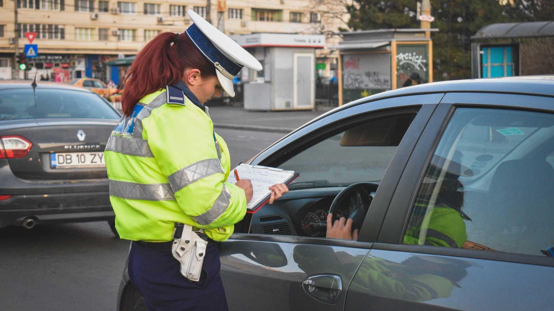 Mesajul polițiștilor de la Rutieră pentru șoferi