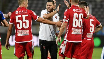 Dinamo – Universitatea Craiova 0-1. Echipa lui Contra îşi continuă criza, iar oltenii au parcurs perfect