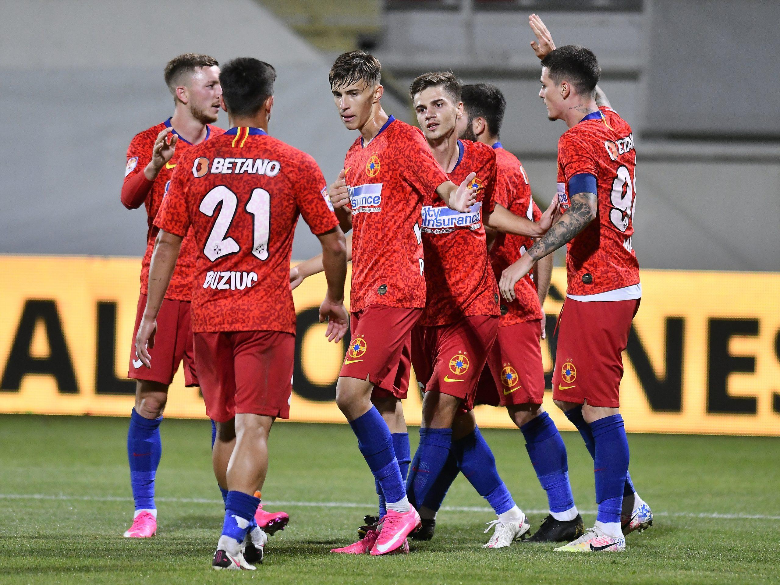 Fotbalistii de la Hermannstad vor mai ramane o perioada la FCSB