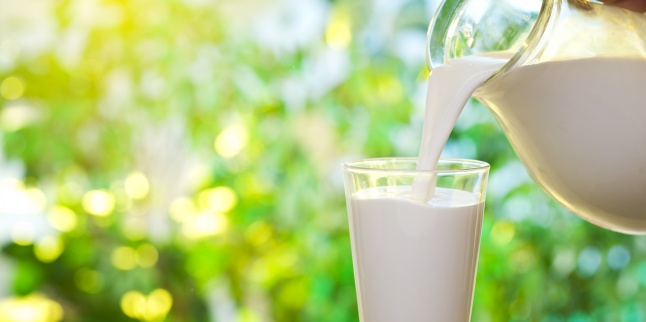 Laptele amestecat cu suc de lămâie, aliatul unui ficat bun