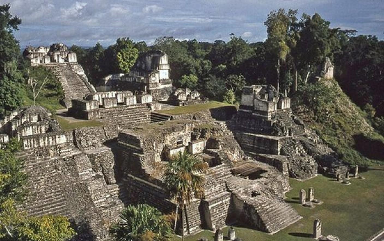 Civilizatia Maya a fost infloritoare