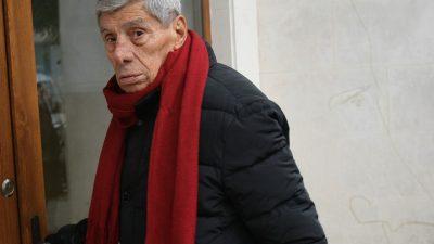 EXCLUSIV Cum a ajuns Mitică Popescu la 84 de ani. Se întreține din 500 de lei pe lună