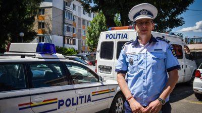 Salarii 2020. Ce salariu are, de fapt, un polițist de la Rutieră. Câți bani încasează lunar dacă îți dă amendă ție, în trafic