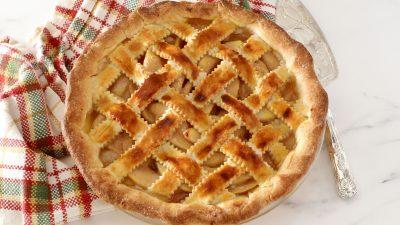 Plăcintă cu pere, rețetă ușoară din cel mai bun fruct de toamnă!