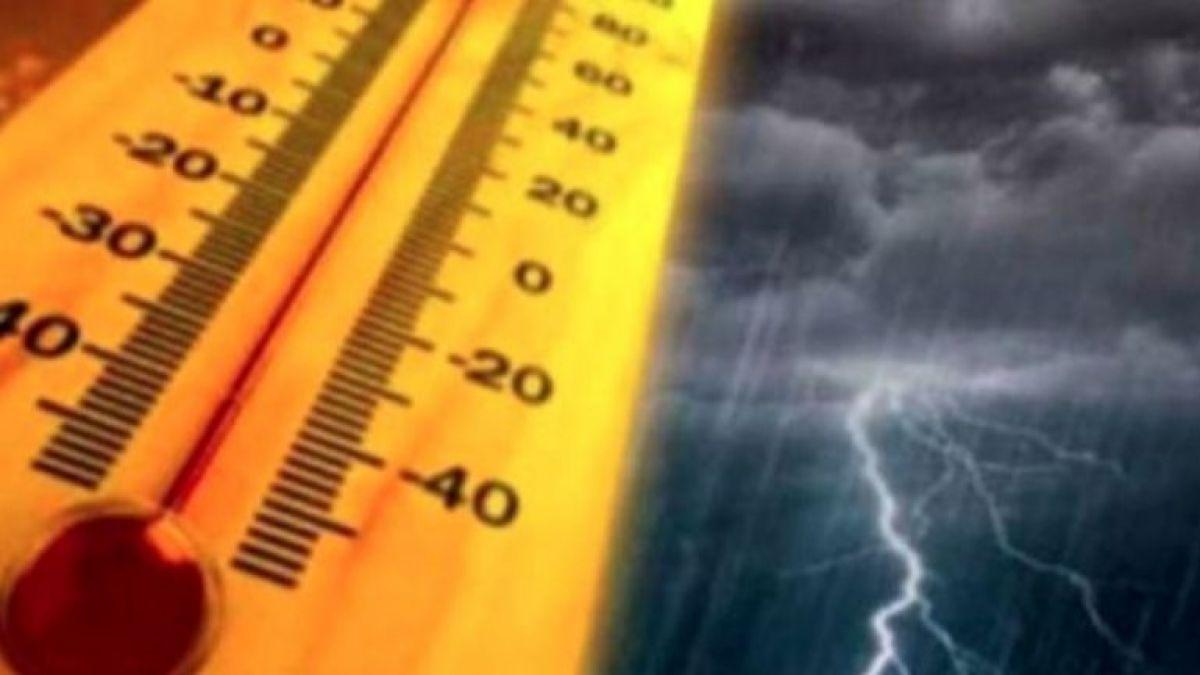 Alertă meteo ANM: vin ploi torențiale, vijelii și grindină. Unde se va dezlănțui urgia în România