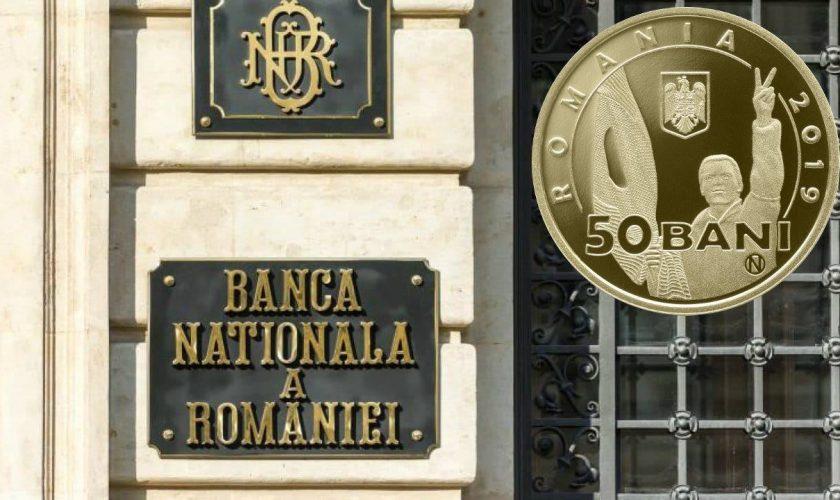 Apar monede noi în România. Decizia de ultim moment a BNR: cine apare pe ele