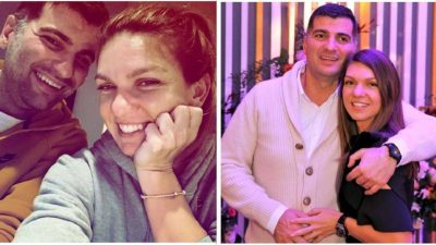 Ce a publicat Simona Halep după ce s-a aflat că familia ei nu îl vrea pe Toni Iuruc