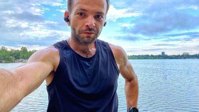 """Ce a văzut Mihai Morar azi, când a ieșit la alergat în parc: """"Mi s-a întâmplat ceva nemaitrăit"""""""