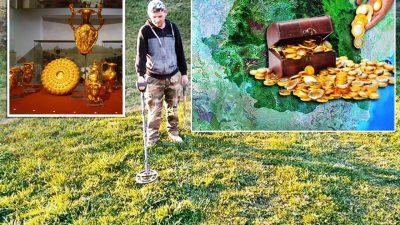 Ce comoară a fost descoperită în România. Era ascunsă într-o comună uitată de mai toți românii