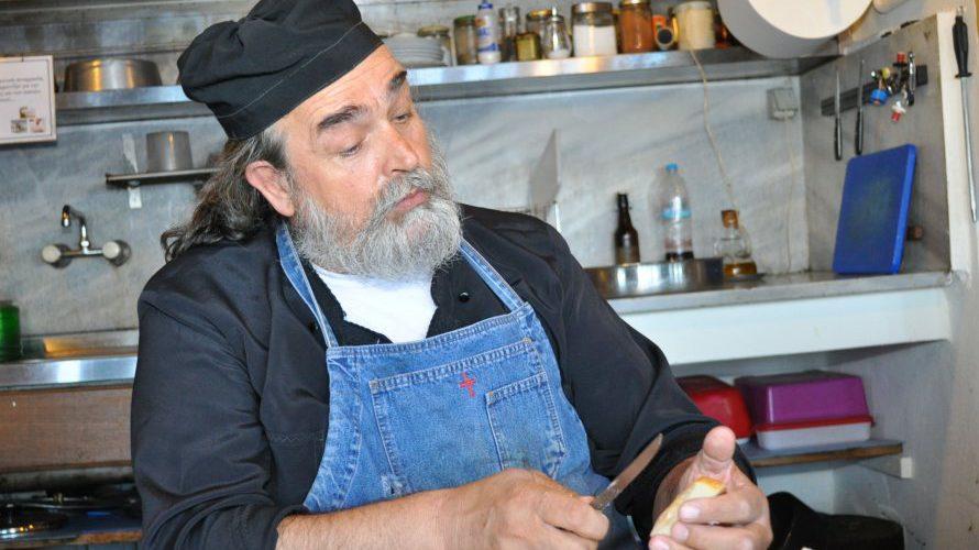 Ce rețetă secretă are bucătarul de la Muntele Athos