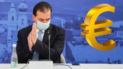 Ce salariu are Ludovic Orban, premierul României. Încasează triplu față de acum 2 ani